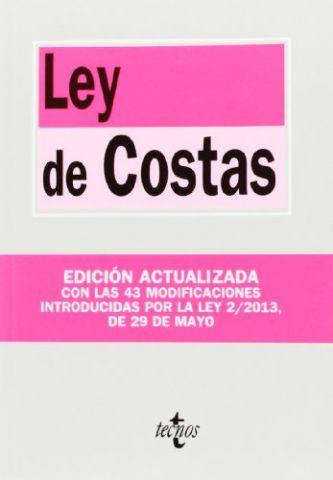 LEY DE COSTAS 2013 (TECNOS)