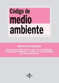 CÓDIGO DE MEDIO AMBIENTE