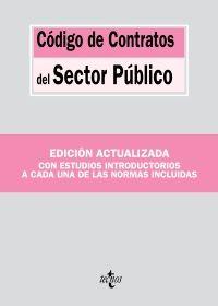 CÓDIGO DE CONTRATOS DEL SECTOR PÚBLICO 2014