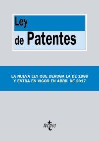 LEY DE PATENTES. EDICIÓN 2017