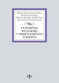 FENÓMENO RELIGIOSO Y ORDENAMIENTO JURÍDICO (TECNOS