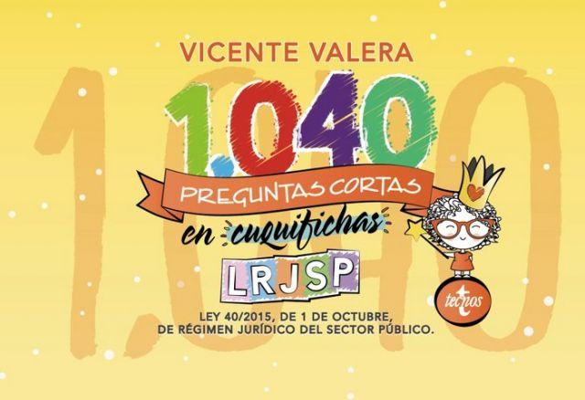 1.040 PREGUNTAS CORTAS EN CUQUIFICHAS LRJSP