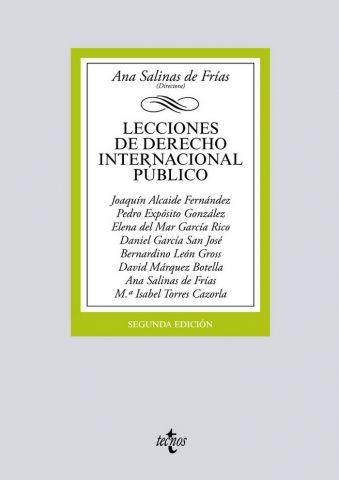 LECCIONES DE D. INTER. PÚBLICO. ED. 2019 (TECNOS)