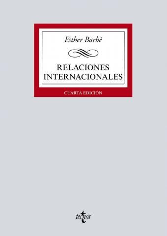 RELACIONES INTERNACIONALES ED. 2020 (TECNOS)