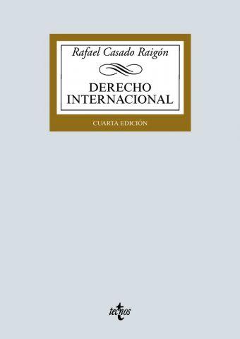 DERECHO INTERNACIONAL ED. 2020 (TECNOS)