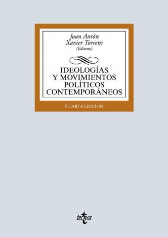 IDEOLOGÍAS Y MOVIMIENTOS POLÍTICOS CONT. ED. 2020