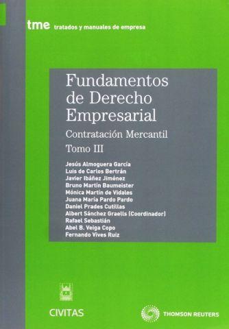 FUNDAMENTOS DE DERECHO EMPRESARIAL III (CIVITAS)