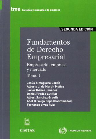 FUNDAMENTOS DE DERECHO EMPRESARIAL I (CIVITAS)