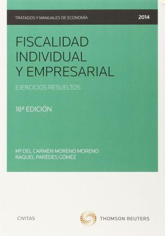 FISCALIDAD INDIVIDUAL Y EMPRESARIAL (CÍVITAS)