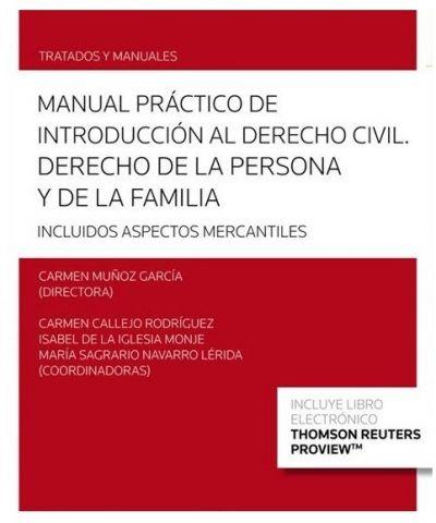 MANUAL PRÁCTICO DE INTRODUCCIÓN AL DERECHO CIVIL.