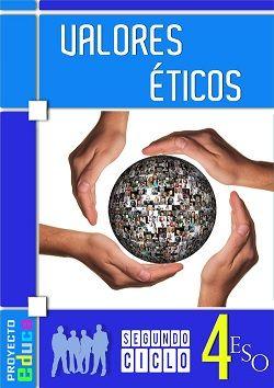 (PROYECTO EDUCA) VALORES ÉTICOS 4º E.S.O. 2016
