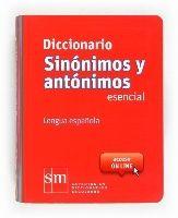 DICCIONARIO SINÓNIMOS PEQUEÑO 2012 (SM)
