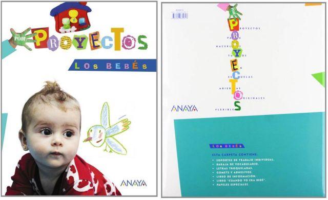 LOS BEBES. POR PROYECTOS (ANAYA)