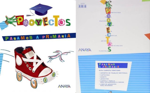 PASAMOS A PRIMARIA 5 AÑOS (ANAYA)