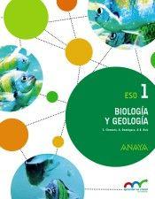 BIOLOGÍA Y GEOLOGÍA 1º E.S.O. ANDALUCÍA 2016 (ANAY