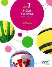 FÍSICA Y QUÍMICA 3º E.S.O. ANDALUCÍA 2016 (ANAYA)