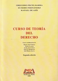 CURSO DE TEORÍA DEL DERECHO. 2ª EDICIÓN