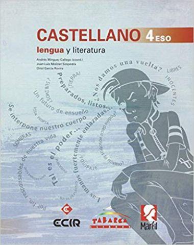 LENGUA CASTELLANA Y LITERATURA 4º E.S.O. 2016 (ECI