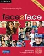 FACE2FACE. ELEMENTARY. STUDENT'S BOOK WITH DVD-ROM