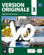VERSION ORIGINALE 3. MÉTHODE DE FRANÇAIS. LIVRE DE