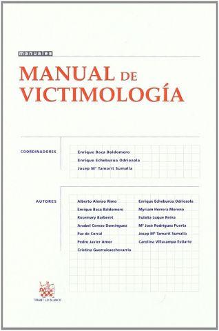 MANUAL DE VICTIMOLOGÍA