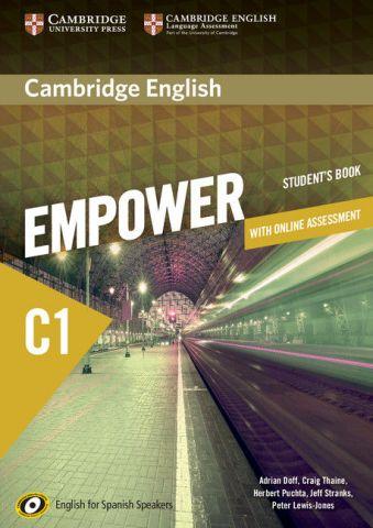 EMPOWER C1 STUDENT'S BOOK (CAMBRIDGE)