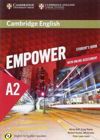 EMPOWER A2 STUDENT'S BOOK (CAMBRIDGE)