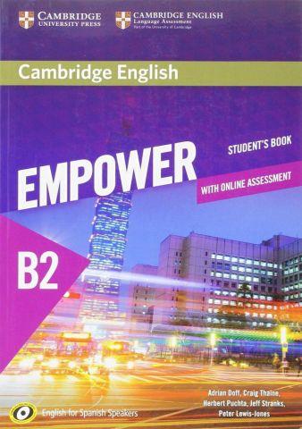 EMPOWER B2 STUDENT'S BOOK (CAMBRIDGE)
