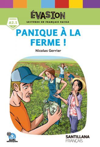 EVASION NE (2) PANIQUE A LA FERME !
