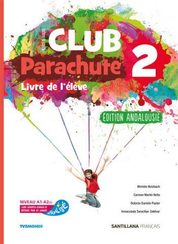 (SANTILLANA) FRANCES 2ºESO AND.20 CLUB PARACHUTE 2