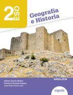 GEOGRAFÍA E HISTORIA 2º E.S.O. ANDALUCÍA 2017 (ALG