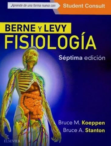 BERNE Y LEVY FISIOLOGIA + STUDENTCONSULT (7ª ED.)