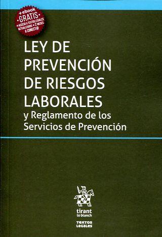 LEY DE PREVENCIÓN DE RIESGOS LABORALES. EDICIÓN 20