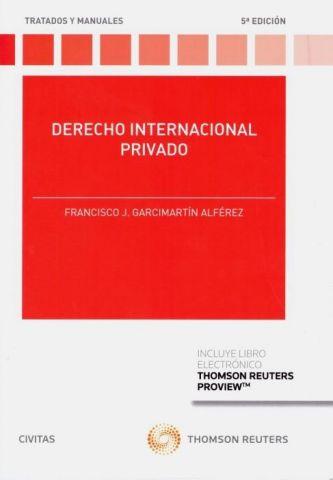 DERECHO INTERNACIONAL PRIVADO ED. 2019 (CIVITAS)
