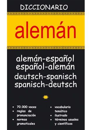 DICCIONARIO ALEMÁN-ESPAÑOL / ESPAÑOL-ALEMÁN