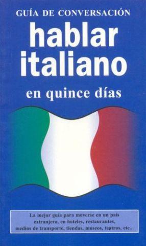 HABLAR ITALIANO EN QUINCE DÍAS