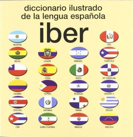 DICCIONARIO ILUSTRADO DE LA LENGUA ESPAÑOLA-IBER
