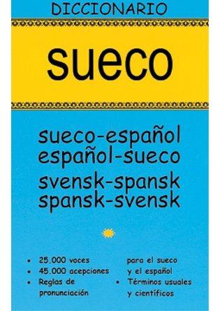 DICCIONARIO SUECO-ESPAÑOL / ESPAÑOL-SUECO