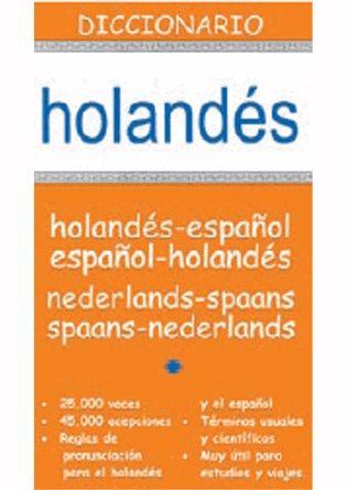 DICCIONARIO HOLANDÉS-ESPAÑOL / ESPAÑOL-HOLANDÉS