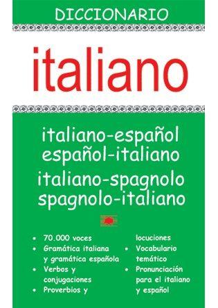 DICCIONARIO ITALIANO-ESPAÑOL / ESPAÑOL-ITALIANO