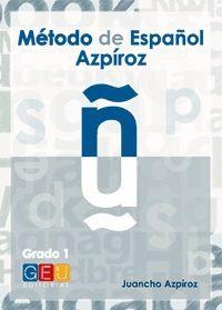 MÉTODO DE ESPAÑOL AZPÍROZ. GRADO 1
