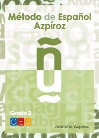 MÉTODO DE ESPAÑOL AZPÍROZ. GRADO 2