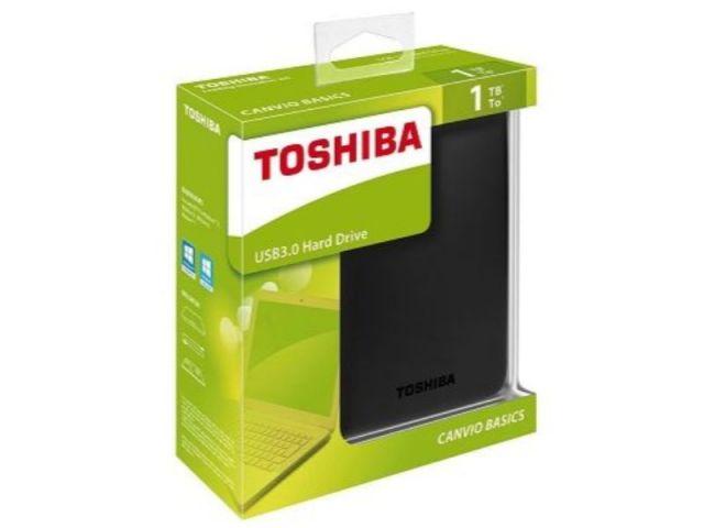 DISCO DURO EXTERNO TOSHIBA 2.5 1 TB USB 3.0