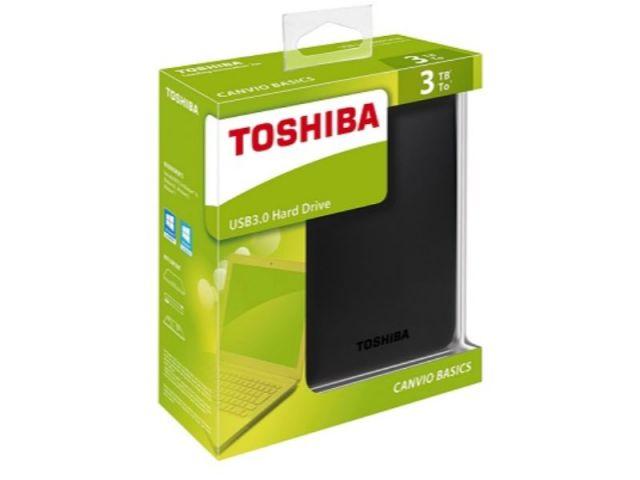 DISCO DURO EXTERNO TOSHIBA 2.5 3 TB USB 3.0