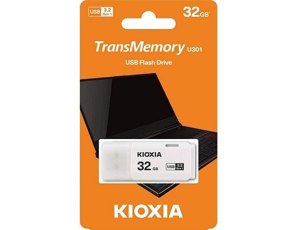TOSHIBA MEMORIA USB 64GB 3.0  U301