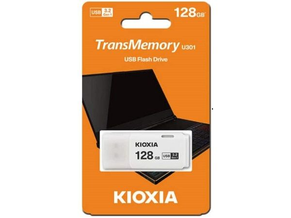TOSHIBA MEMORIA USB 128GB 3.0  U301
