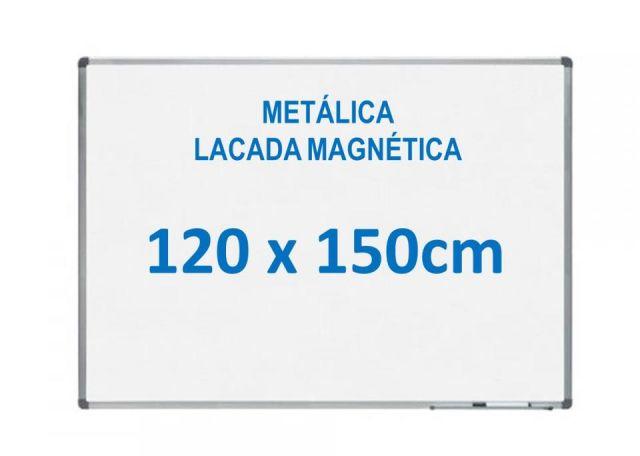 ROCADA PIZARRA BLANCA MAGNÉT.120X150 LACADA RD6407
