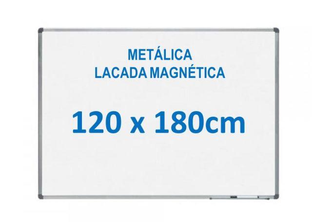 ROCADA PIZARRA BLANCA MAGNÉT.120X180 LACADA RD6408